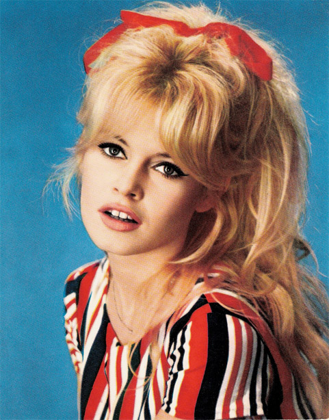 BRIGITTE BARDOT - French New Wave Actor