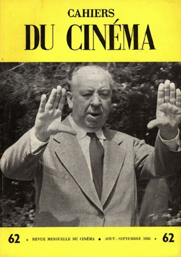 Cahiers du Cinema Hitchcock